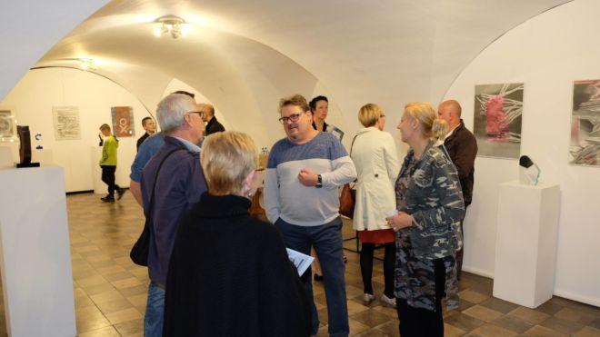 Exhibition at the Orangery gallery in Radzyń Podlaski