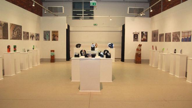 Exhibition at Galeria Konduktorownia in Częstochowa